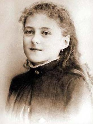 Thérèse at Thirteen