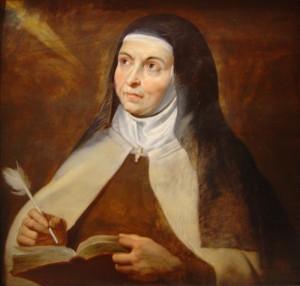 Saint Teresa Ruebens
