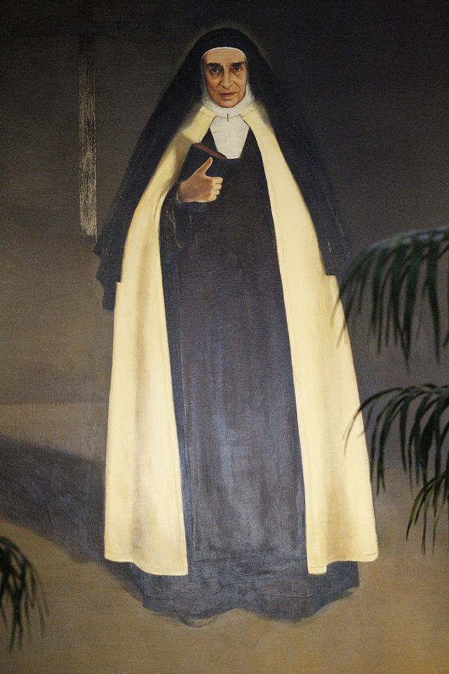 Saint Maria Maravillas de Jesús