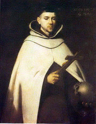 St John of the Cross by Zurbarán