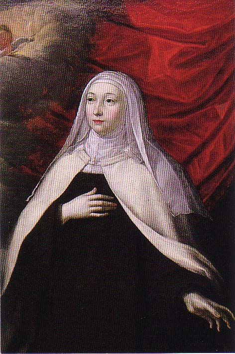 Marie of the Incarnation